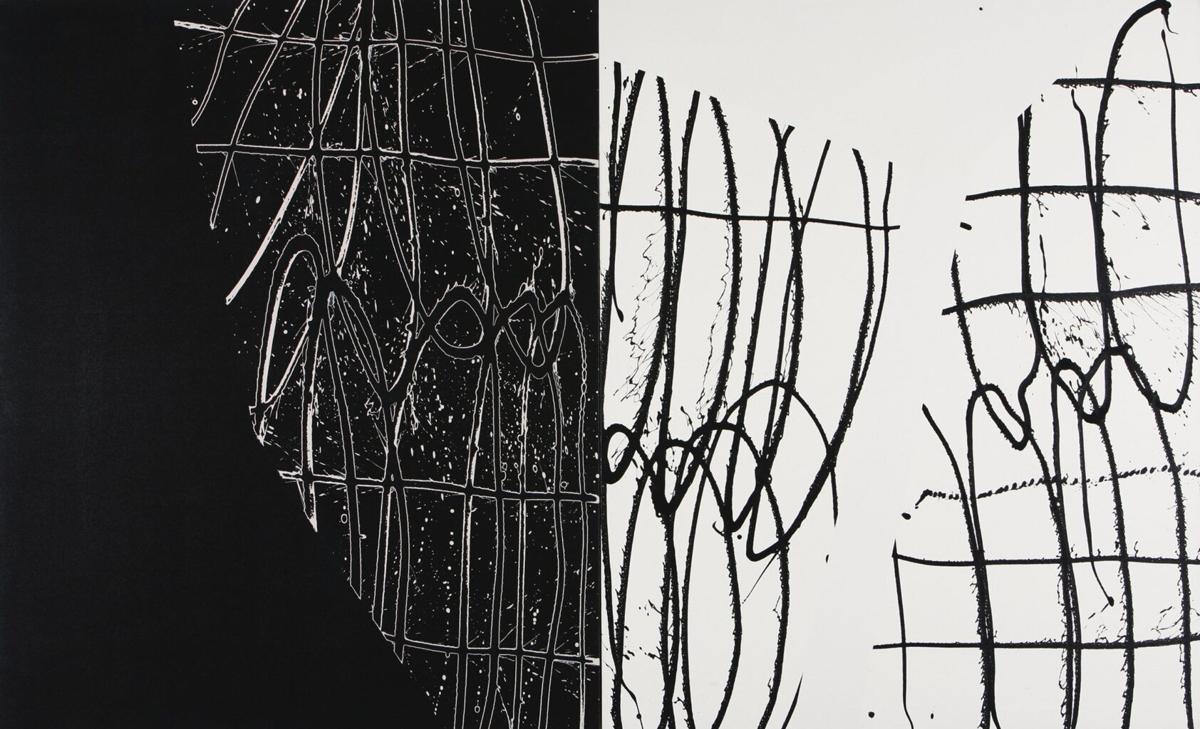Fulcrum, 2003 by Ed Moses